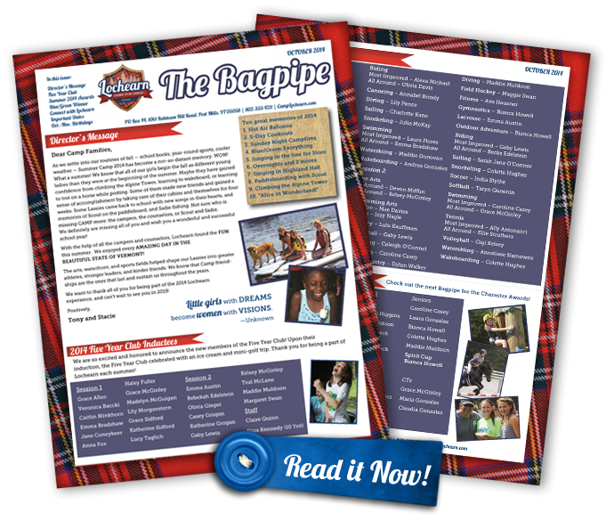 The Bagpipe Oct 2014